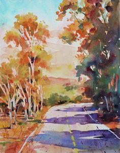 California Dreamin Painting