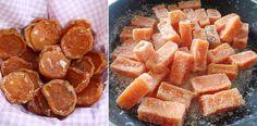 Cách làm mứt khoai lang ngon dẻo đón Tết cổ truyền #beemart #blogbeemart #mứt_tết #mứt_khoai #khoai_lang