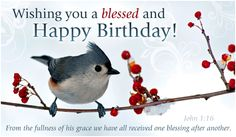 Free Blessed Birthday eCard - eMail Free Personalized Birthday Cards Online
