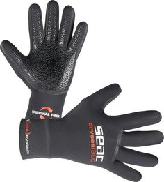 SEAC Dry Seal 300 Gloves - 3.5mm