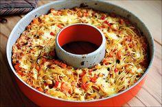 Spaghetti Pie  - CountryLiving.com
