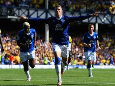 (FULL-TIME Everton 2-2 Watford. The newly-promoted Hornets lead twice but the hosts fight back for a point #EVEWAT