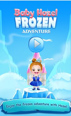 Taste the thrill of an exciting frozen adventure along with Baby Hazel and overcome challenging hurdles https://play.google.com/store/apps/details?id=com.babyhazel.babyhazelfrozenadventure