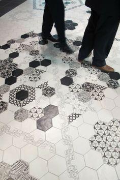 New floor coverings