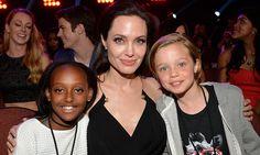 Angelina Jolie, Brad Pitt's kids are coming to the big screen in 'Kung Fu Panda 3'