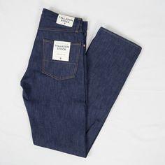e1a6985517 The Tellason Stock Straight Leg jeans are made in San Francisco