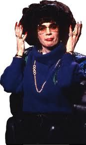 Mike Myers as Linda Richman - SNL Time for Coffee Talk