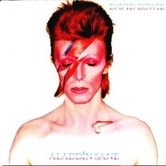 5 - Aladdin Sane - David Bowie