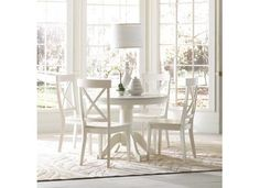 kitchen table in white...