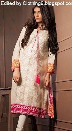 Pakistani outfit. Anam Akhlaq kurta.