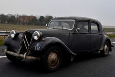 TA...    especially in this condition a great looking car.    #citroen #traction avant