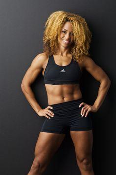fit black women - Google Search