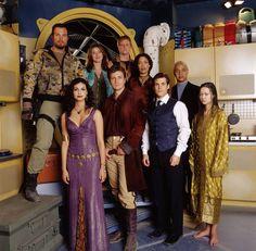 Firefly Crew (Cast)