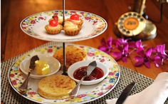 Afternoon Tea - Features - Food & Drink - Expatriate Lifestyle