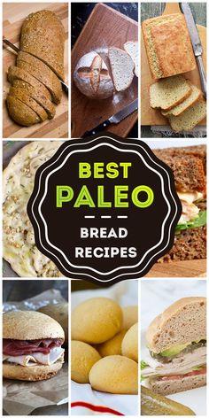 Paleo Bread Recipe Ideas