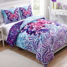 You'll love the Fly Free 2 Piece Comforter Set at Wayfair - Great Deals on all Bed & Bath  products with Free Shipping on most stuff, even the big stuff.