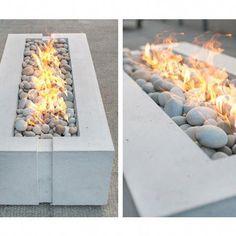 9 Jaw-Dropping Tips: Metal Fire Pit Steel rectangular fire pit table.Large Fire Pit Home small fire pit area.Simple Fire Pit Back Yard. Fire Pit Coffee Table, Gas Fire Table, Fire Pit Seating, Backyard Seating, Seating Areas, Coffee Tables, Metal Fire Pit, Cool Fire Pits, Concrete Fire Pits