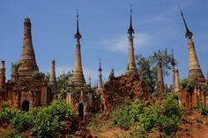 Stupas and Ruins | Myanmar