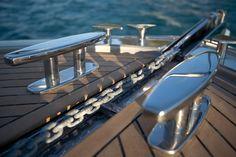 External view Riva Yacht - 63' Vertigo  #yacht #luxury #ferretti #riva