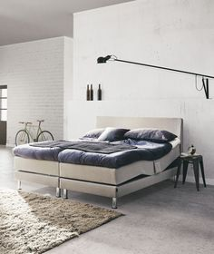 Jensen Aqtive I Adjustable Bed Has A Powerful Motor With An Emergency  Lowering Function That Can