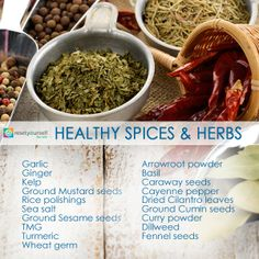 Herbs for fitness