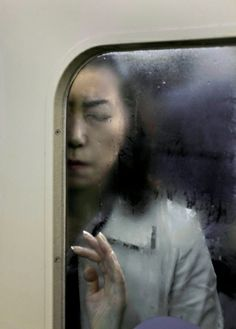 Michael Wolf (from the Tokyo subway dream series)