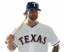 Mike Napoli - one of the Rangers I really like!
