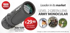 Best Monocular in the World! Travel Items, Lens, Army, Green, Outdoors, Gadgets, Archery, Euro, Camping