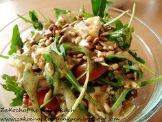 Salad Recipes, Healthy Recipes, Salad Dishes, Sprout Recipes, Coleslaw, Pasta Salad, Good Food, Healthy Eating, Healthy Food