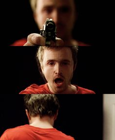 One of the best performed scenes I have ever seen on Breaking Bad. Bravo, Aaron Paul! <3