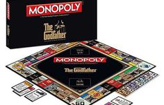 Monopoly The Godfather!