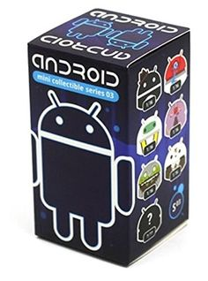 11/22/2016 -- Google Android Mini Collectible Figures, Series 3. Only $8.35! :)