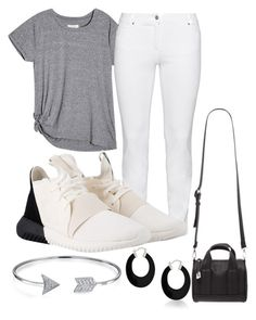 """""""Untitled #1125"""" by social-outcast-16 on Polyvore featuring Bling Jewelry, Steilmann, adidas Originals and Forever 21"""