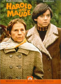 Amazon.com: Harold and Maude: Ruth Gordon, Bud Cort, Vivian Pickles, Cyril Cusack, Charles Tyner, Ellen Geer, Eric Christmas, G. Wood, Judy Engles, Shari Summers, Tom Skerritt, Susan Madigan, John A. Alonzo, Hal Ashby, Edward Warschilka, William A. Sawyer, Charles Mulvehill, Colin Higgins, Mildred Lewis: Movies & TV