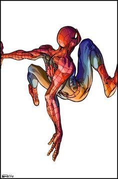 Spider-Man by Carmine Di Giandomenico *
