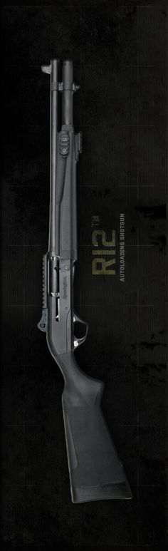 R12 - AUTORELOADING SHOTGUN - BY REMINGTON