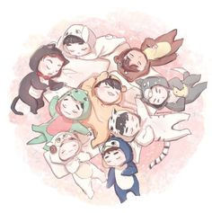 [EXO fanart - creds to owner]                                                                                                                                                                                 More