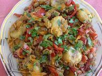 Salata  de  linte - Pas 5