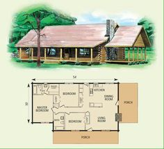 Eliminate 3rd bedroom for more living space.