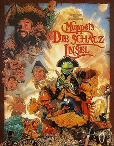 Poster zum Film: Muppets - Die Schatzinsel