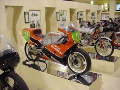 Garelli 250 cc GP - Ángel Nieto