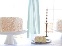 Curly Girl Kitchen: White Cake