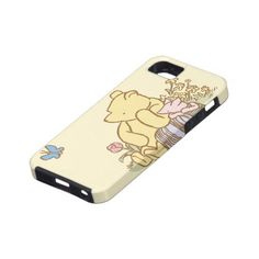 Classic Winnie the Pooh and Piglet 1 Iphone 5 Case ($48) ❤ liked on Polyvore featuring accessories and tech accessories