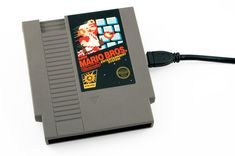 Awesome...just awesome! I want one! NES Hard Drive   Super Mario Bros  1TB USB 30 by 8BitMemory, $139.99