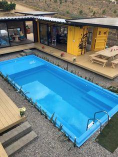 M s de 1000 ideas sobre piscinas fibra de vidrio en for Construccion de piscinas en colombia