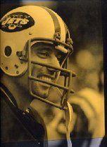 Joe Namath New York Jets Football, Jet Fan, Joe Namath, Sports Magazine, Taylormade, Back In The Day, Football Helmets, Alabama, Nfl