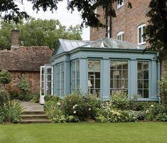 Conservatory addition.