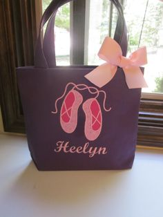 TOTE BAG Custom Designed and Personalized Toddler by BurpieBundles, $16.00