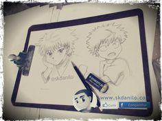 Praticando Desenho ;)