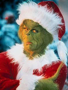 Jim Carrey stars as  The Grinch  in the modern version of the Dr Seuss  classic  How The Grinch Stole Christmas  Photo by Ron Batzdorf 99db50542